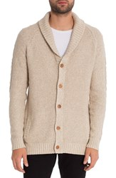 7 Diamonds Men's Dijon Cardigan