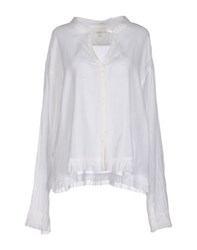 By Ti Mo Shirts Shirts Women White