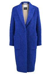 By Malene Birger Nulania Classic Coat Cobolt Blue