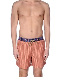 Maaji Swim Trunks Red