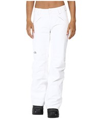 The North Face Freedom Lrbc Insulated Pant Tnf White Women's Clothing Multi