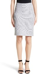 St. John Women's Collection Gyan Knit Pencil Skirt