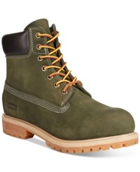 Levi's Harrison Boots Men's Shoes Olive