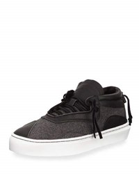 Clear Weather The Everest Wool Sneaker Gray