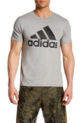 Adidas Go To Perfect Tee Gray