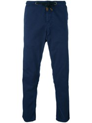 Bleu De Paname Jump Pants Men Cotton 32 Blue