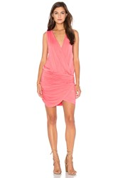 Young Fabulous And Broke Stacey Dress Coral