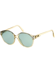 Christian Dior Vintage 80S Sunglasses Green