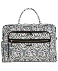 Vera Bradley Iconic Grand Extra Large Weekender Bag Heritage Leaf
