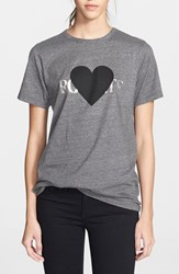 Women's Rodarte 'Rohearte' Heart Graphic Tee