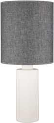 Lights Up Circa Table Lamp Black Blue Brown