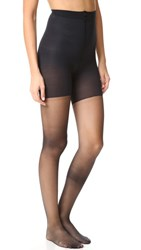 Spanx Luxe Leg Sheer Tights Very Black