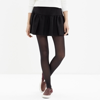 Madewell Extra Opaque 1937 Control Top Tights