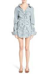 Jacquemus Women's Beauduc Shirtdress