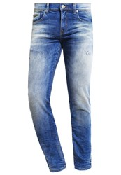 Ltb Diego Slim Fit Jeans Declan Wash Light Blue Denim