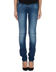 Freesoul Denim Denim Trousers Women
