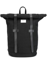 Sandqvist 'Sonja' Backpack Black