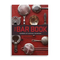 Chronicle Books Bar Book