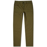 Paul Smith Tapered Fit Chino Green