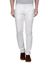Manuel Ritz Casual Pants Ivory