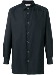Alyx Oversized Button Shirt Black