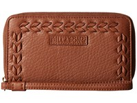 Billabong Moonlit Exit Wallet Desert Brown Wallet Handbags