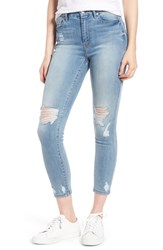 Habitual Cressa High Rise Ankle Skinny Jeans Varnish