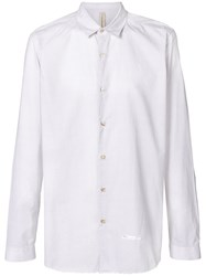 Dnl Printed Shirt White