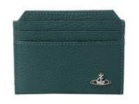 Vivienne Westwood Credit Card Holder Green