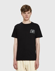 Obey Nightlife Specialists Tee In Black