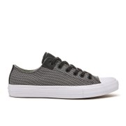 Converse Men's Chuck Taylor All Star Ii Ox Trainers Storm Wind Mouse White Grey