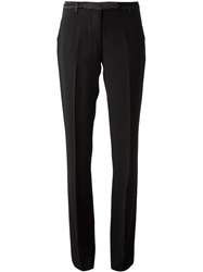 True Royal Flared Trouser Black