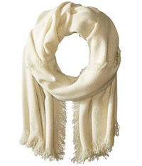 Hat Attack Everyday Scarf Cream Scarves Beige