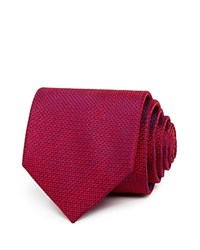 Bloomingdale's The Men's Store At Micro Box Classic Tie Red