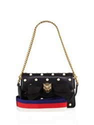 Gucci Broadway Studded Leather Clutch