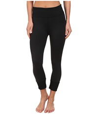 Black Diamond Levitation Capris Black Women's Capri