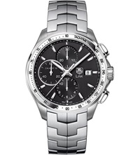 Tag Heuer Link Stainless Steel Watch