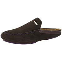 Ted Baker Parkor Mule Slippers Brown
