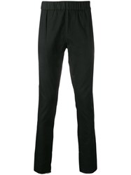 Rta Loose Fitting Trousers Black