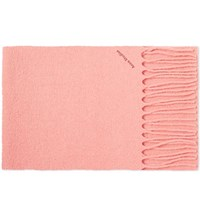 Acne Studios Villy Scarf Pink