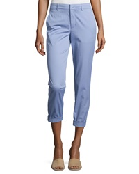 Rolled Cuff Boyfriend Trousers Vince