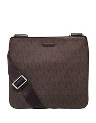 Michael Kors Jet Set Crossbody Bag Brown