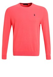 Polo Ralph Lauren Golf Jumper Coral Glow