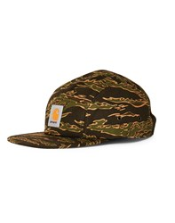 Carhartt Wip Backley Cap Camo Green