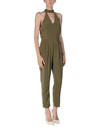 Mnml Couture Jumpsuits Military Green