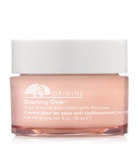 Origins Starting Over Eye Cream Female