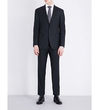 Polo Ralph Lauren Custom Fit Wool Suit Charcoal