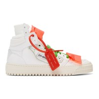 Off White Low 3.0 High Top Sneakers