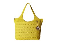 The Sak Palm Springs Extra Large Tote Citron Tote Handbags Yellow