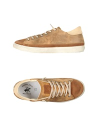 Beverly Hills Polo Club Sneakers Camel